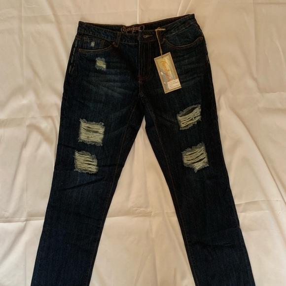 6353d6e86 ALLOY Jeans | Jessica Relaxed Skinny 35 Inseam | Poshmark